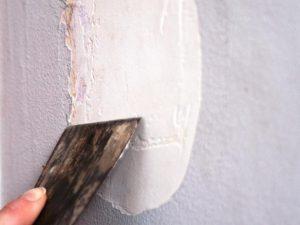 Cara plamir tembok