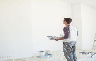Cara plamir tembok baik dan benar